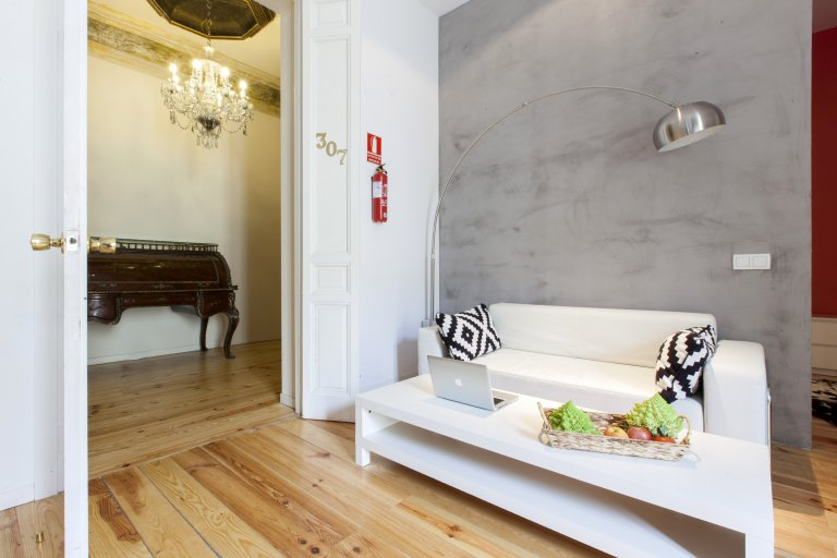 Studio apartment to rent in central Madrid