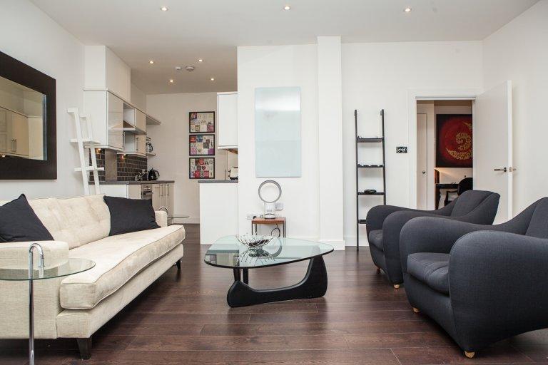 Appartement 1 chambre élégant à louer à Tower Hamlets, Londres