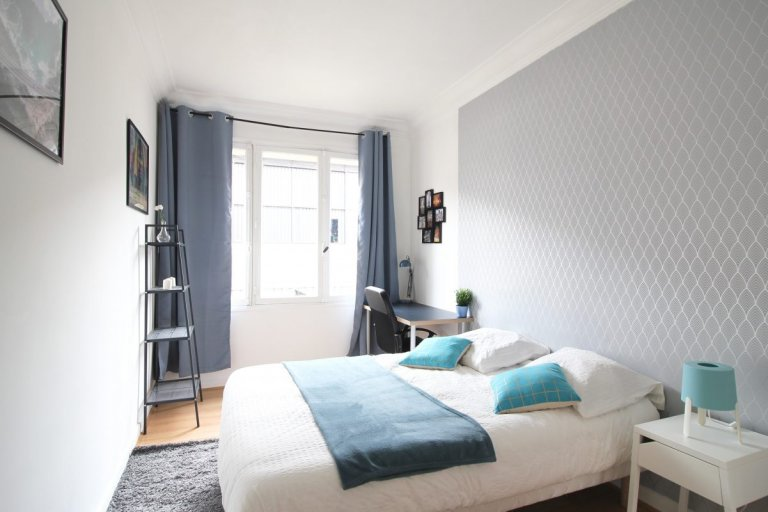 Lovely room for rent in Paris 15