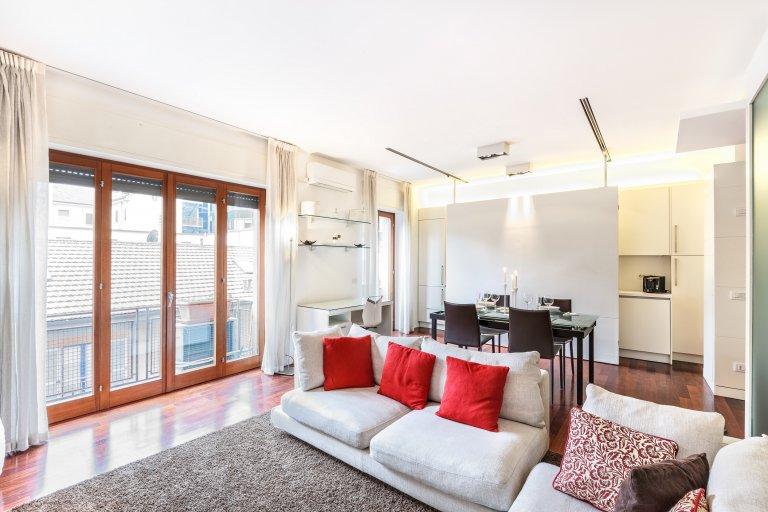 Appartamento con 2 camere da letto in affitto a Garibaldi.