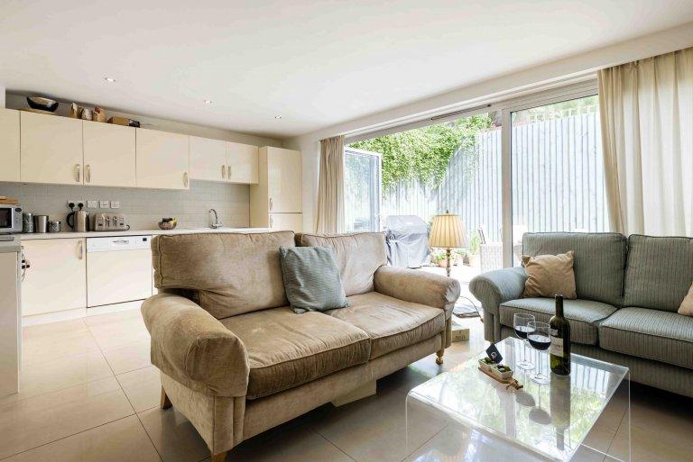 3-Zimmer-Wohnung zur Miete in North Kensington