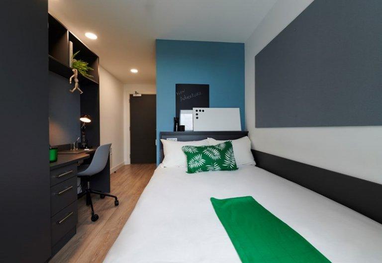 Luminosa stanza in affitto nel residence a Drumcondra, Dublino