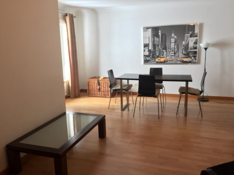 2-bedroom apartment for rent in Alvalade, Lisbon