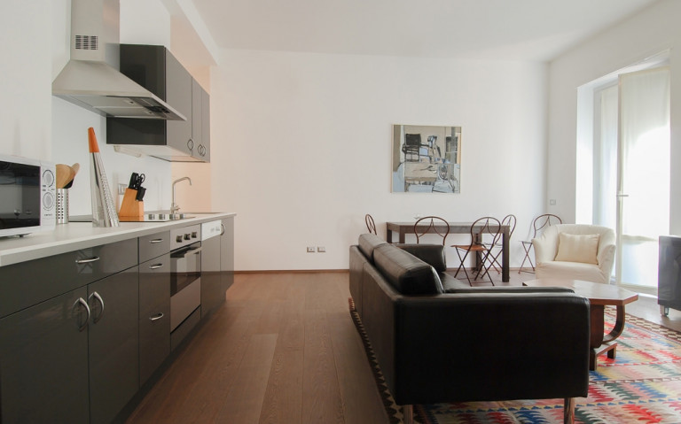 1-bedroom apartment for rent - historic center, Milan