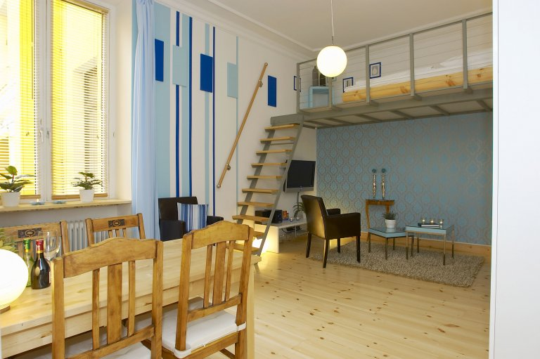 Awesome studio apartment for rent in Kreuzberg, Berlin