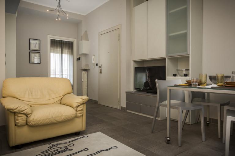 1-bedroom apartment for rent in San Siro, Milan
