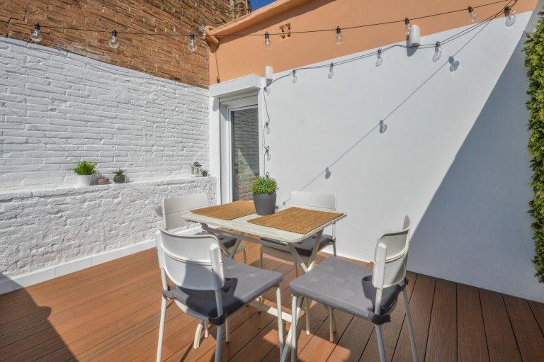 1-pokojowe mieszkanie do wynajęcia w L'Hospitalet de Llobregat