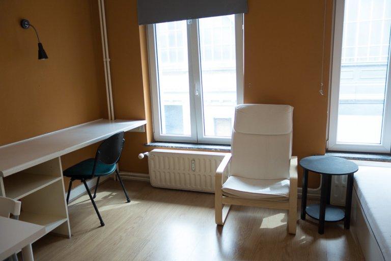 Großes Zimmer - Residenz, Rechnungen inklusive, Schaerbeek, Brüssel