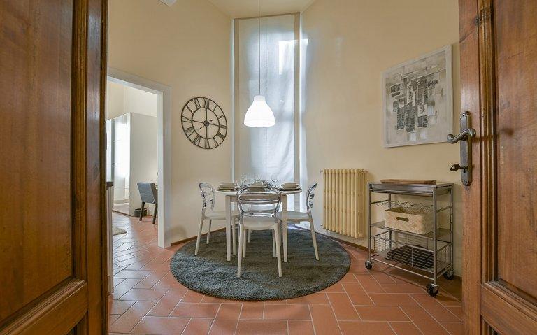 1-bedroom apartment for rent in Porta al Prato