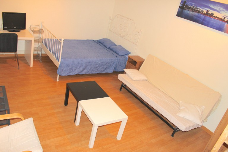 Well-equipped double room
