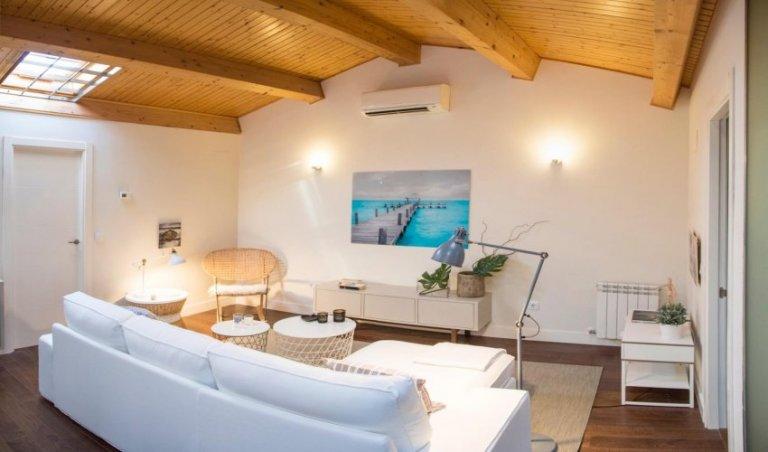 2-bedroom apartment for rent in Trafalgar, Madrid