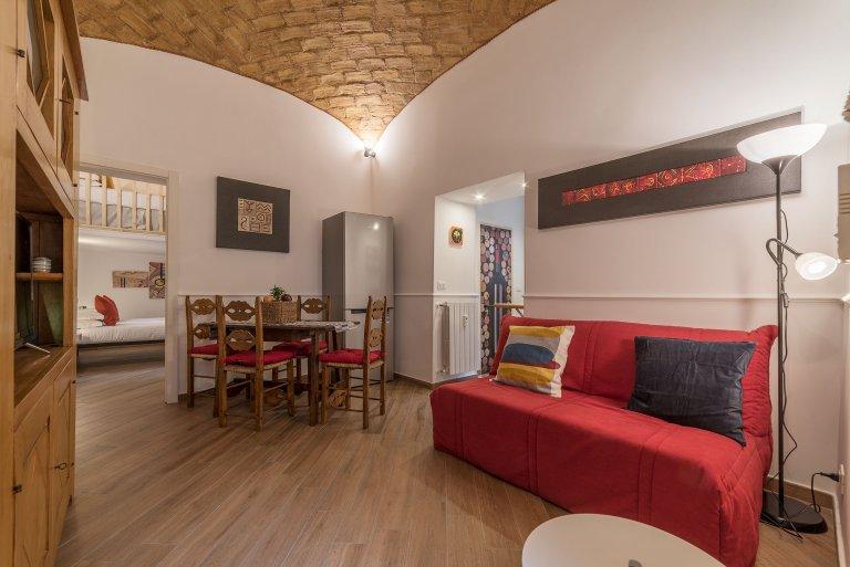 Appartement 1 chambre à louer à Testaccio, Rome
