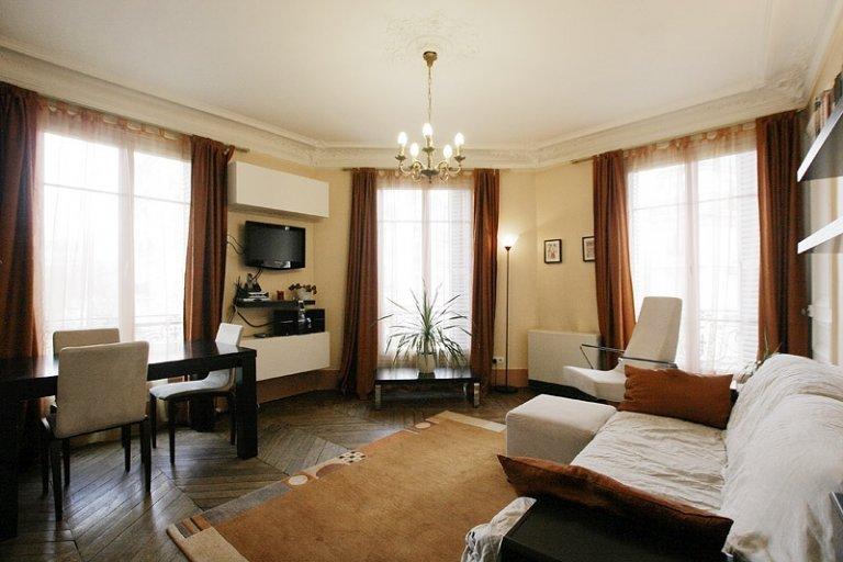 2-pokojowe mieszkanie do wynajęcia w 18. dzielnicy Paryża