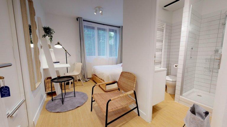Quartos para alugar - Coliving com 12 quartos - Noisy-le-Grand, Paris
