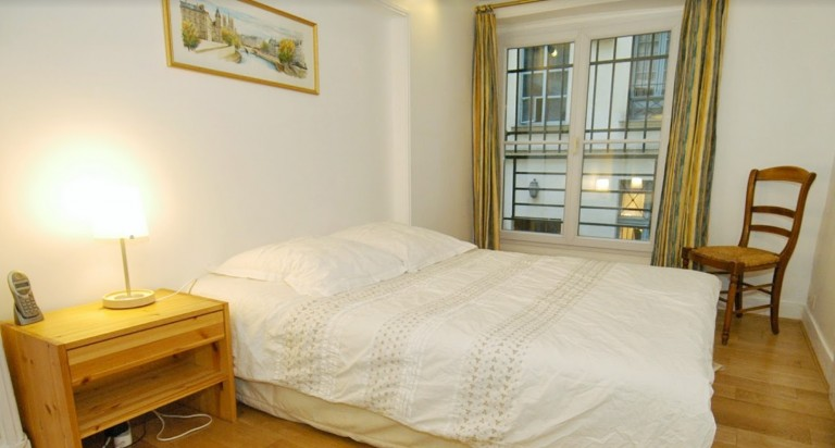 1 bedroom apartment to rent with all utilities included close to the Seine  in Paris. 1 Bedroom Apartment for Rent Near Sorbonne University Paris