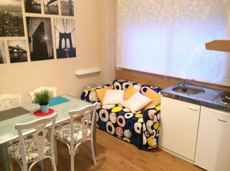 Cozy studio apartment for rent in Camins al Grau, Valencia
