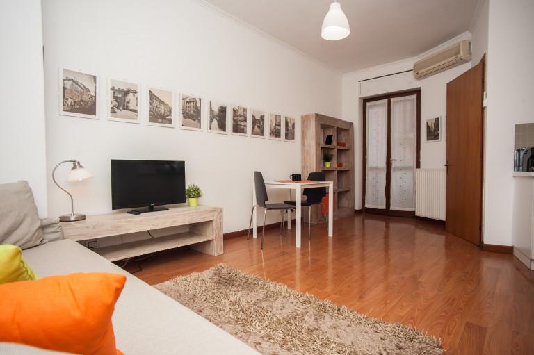 Monolocale in affitto a Washington, Milano
