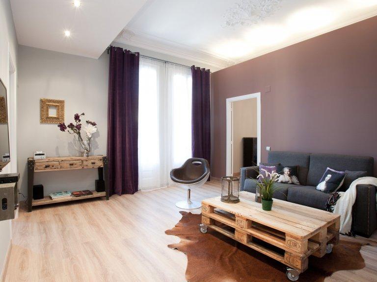 Mod 2-Zimmer-Wohnung zur Miete in Eixample Esquerra