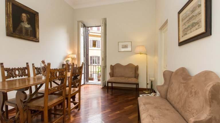 2-bedroom apartment for rent in Pinciano, Rome