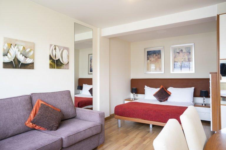 Studio-Apartment zur Miete in South Kensington, London