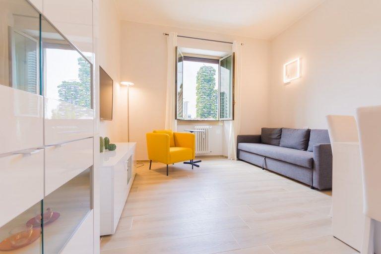 Appartamento bilocale in affitto a Garibaldi, Milano