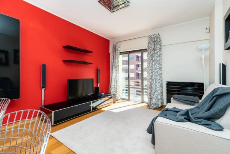 Great 1-bedroom apartment for rent in Parque das Nações