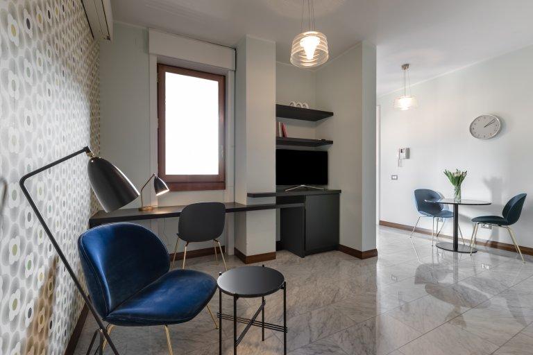 Estudio para alugar em Stazione Centrale, Milão