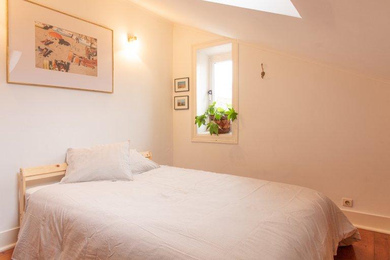 Zimmer in einer Wohngemeinschaft in Lissabon