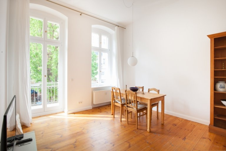 Appartement avec 2 chambres à louer à Prenzlauer Berg, Berlin