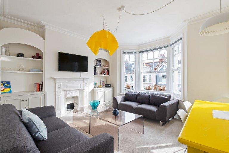 4-Zimmer-Haus zu vermieten in Fulham, London