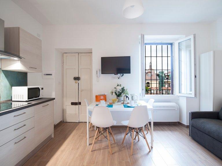 Appartamento monolocale in affitto a Milano, in zona Navigli