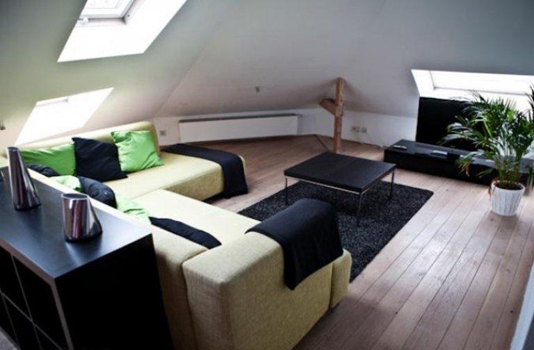 Appartamento in affitto a Schaerbeek, Bruxelles, 1 camera da letto