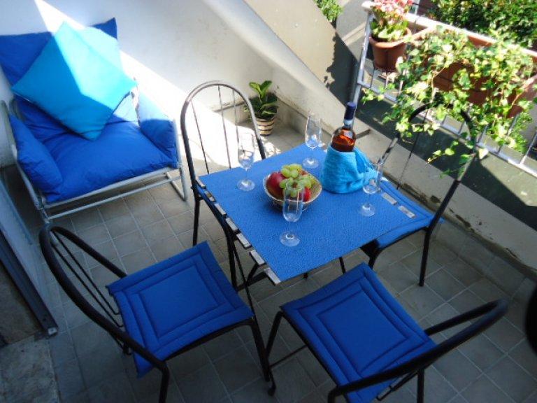 Ganze 2-Zimmer-Wohnung in Mailand