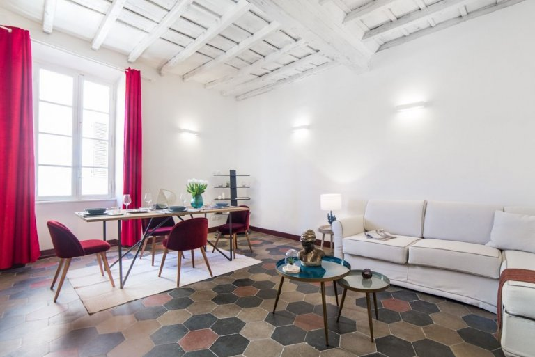 2-bedroom apartment for rent in Borgo, Rome