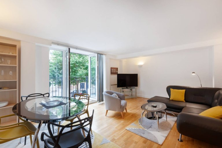 Appartement de 2 chambres à louer à Islington, Londres