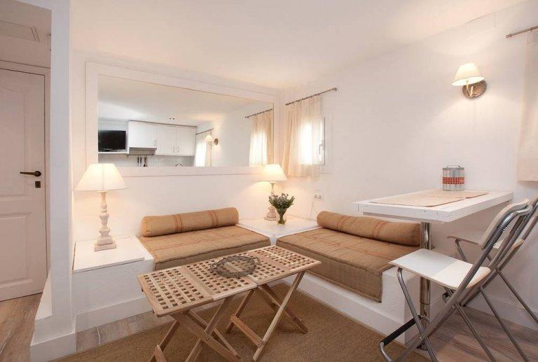 1-pokojowe mieszkanie do wynajęcia w Gràcia, Barcelona