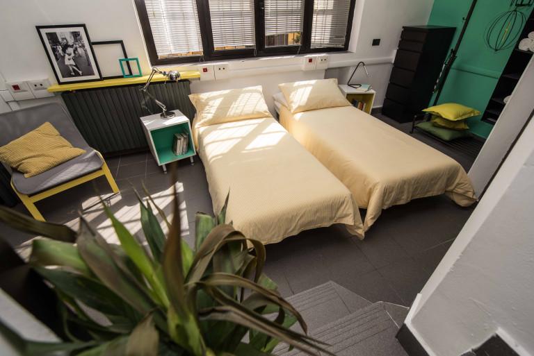 Unique appartement 1 chambre à louer à Washington, Milan