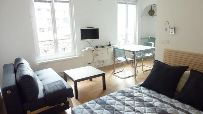 Studio apartment for rent - Ménilmontant, Paris 20