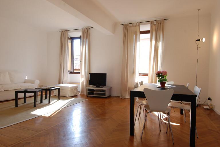 Apartamento de 1 quarto para alugar em Centro Histórico, Milão