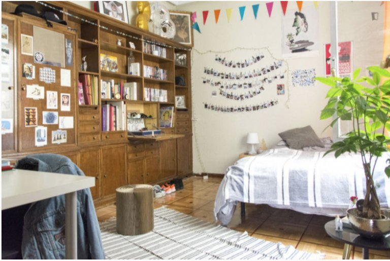 Charming room for rent in Madrid Centro