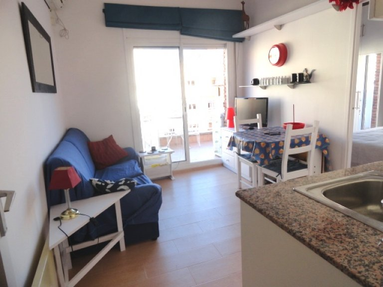 Casual 1-bedroom apartment for rent in Gràcia, Barcelona