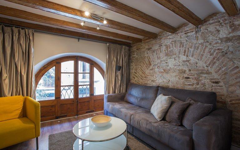 1-Zimmer-Wohnung zur Miete in Eixample, Barcelona