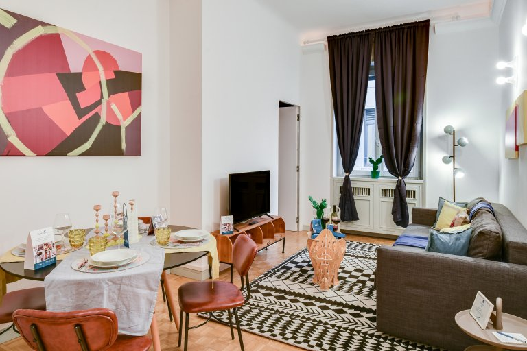3-bedroom apartment for rent in Historic Center, Milan