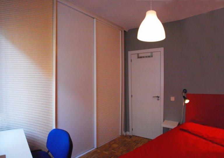 Alquiler de habitaciones en guindalera for Alquiler de habitaciones en madrid