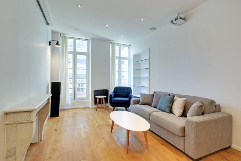 Appartement 1 chambre à louer à Paris 2