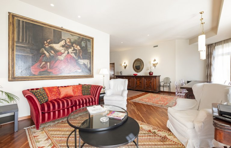 Appartement avec 3 chambres à louer à Flaminio à Rome