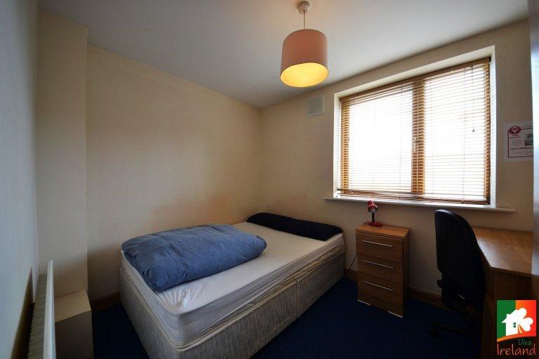 Chambre confortable à louer à Smithfield, Dublin