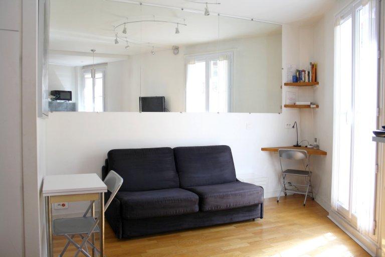 Apartamento entero de 1 dormitorio en París