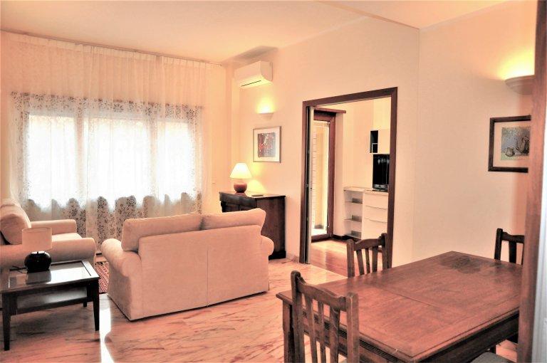 Apartamento inteiro 4 quartos em Roma