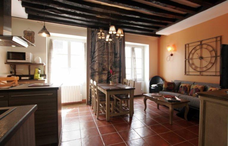 Appartamento con 2 camere da letto in affitto nel 5 ° arrondissement, Parigi